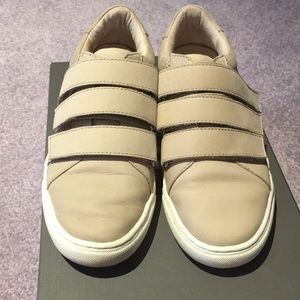 Vince Camuto Velcro strap sneakers